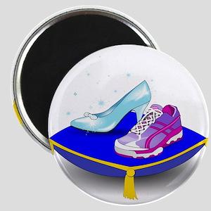 Princess Running Shoes Magnets