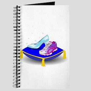 Princess Running Shoes Journal