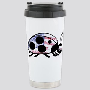 Lady Liberty Bug Travel Mug