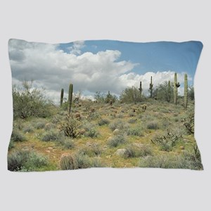 Cactus Pastoral Sweep Pillow Case