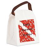 bChill Scuba Canvas Lunch Bag