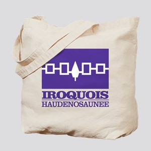 Iroquois Flag Tote Bag