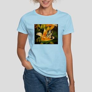 Swallowtail Butterfly Women's Light T-Shirt