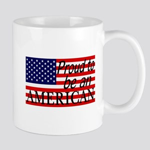 Proud to be an American Gifts Mugs