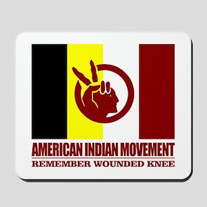 American Indian Movement Mousepad