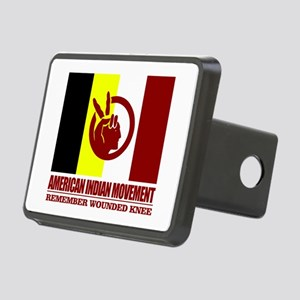 American Indian Movement Hitch Cover