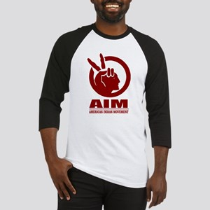 AIM (American Indian Movement) Baseball Jersey