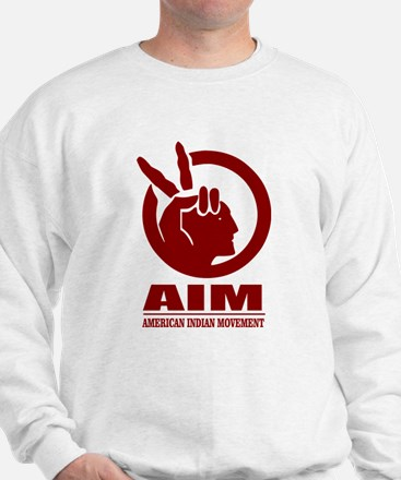 AIM (American Indian Movement) Sweatshirt