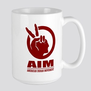 AIM (American Indian Movement) Mugs