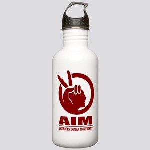 AIM (American Indian Movement) Water Bottle