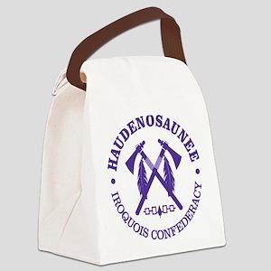 Iroquois (Haudenosaunee) Canvas Lunch Bag