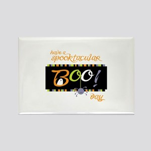 Have A Spooktacular Day Rectangle Magnet