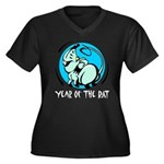 Yr of Rat Plus Size T-Shirt