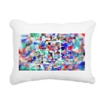 Vortex Rectangular Canvas Pillow