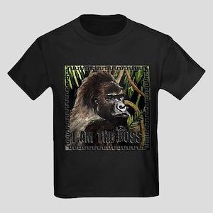 gorilla i am the boss T-Shirt