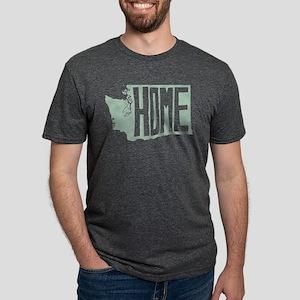 Washington Home Mens Tri-blend T-Shirt