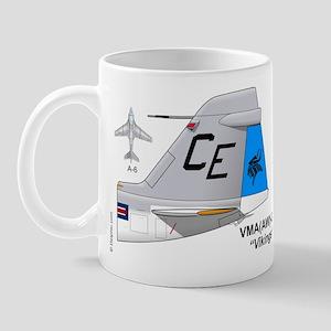 """A-6 Intruder Vma(aw)-225 """"Vikings""""Mug Mu"""