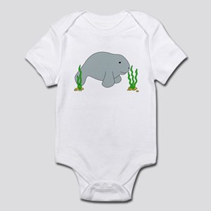 Hugh Manatee Infant Bodysuit