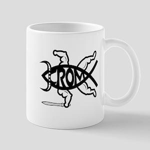 Crom Ichthus Mugs