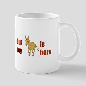 Homesick for Oklahoma Mug