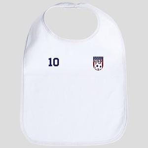 Custom USA Soccer T-Shirt Jersey Bib