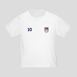5de72bb8bb5 Custom USA Soccer T-Shirt Jersey T-Shirt
