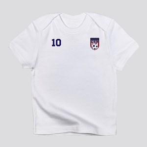 Custom USA Soccer T-Shirt Jersey Infant T-Shirt