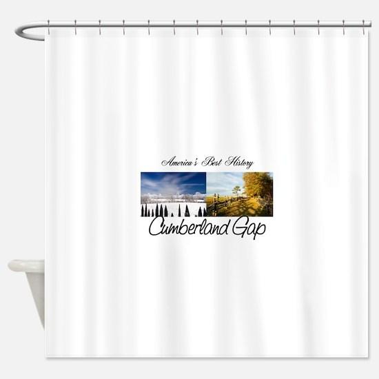 ABH Cumberland Gap Shower Curtain