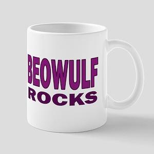 Beowulf Rocks Mug