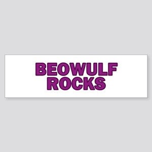 Beowulf Rocks Bumper Sticker