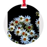 Blossoming darkness Ornament