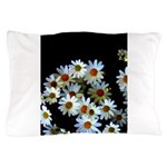 Blossoming darkness Pillow Case