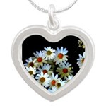 Blossoming darkness Necklaces