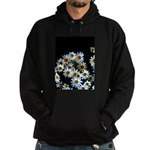 Blossoming darkness Hoodie