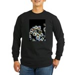 Blossoming darkness Long Sleeve T-Shirt