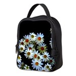 Blossoming darkness Neoprene Lunch Bag