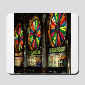 Las Vegas Slot Machines Mousepad