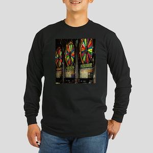 Las Vegas Slot Machines Long Sleeve Dark T-Shirt