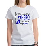 Heaven needed a hero mom Women's T-Shirt