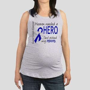 Colon Cancer HeavenNeededHero1. Maternity Tank Top