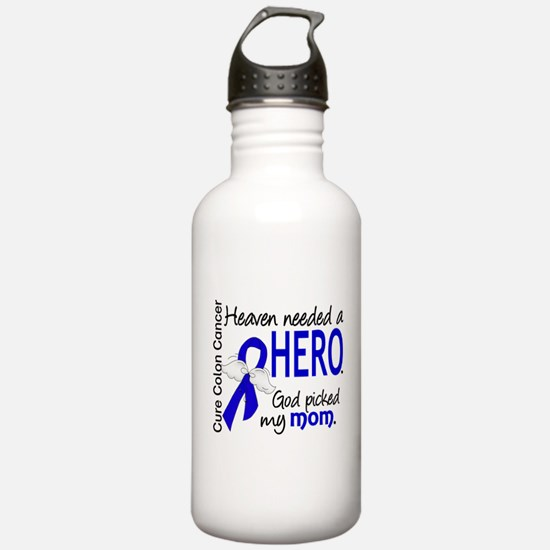 Colon Cancer HeavenNee Water Bottle