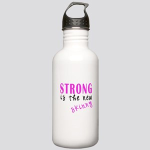 Strong Is The New Skinny light Water Bottle