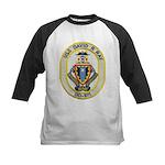 USS DAVID R. RAY Kids Baseball Jersey