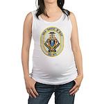 USS DAVID R. RAY Maternity Tank Top
