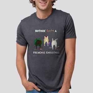 Nothin' Butt A Frenchie Xmas T-Shirt