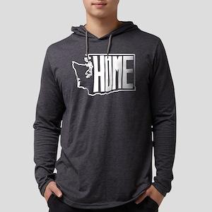 Washington Home Mens Hooded Shirt
