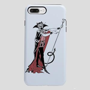 Retro Devil iPhone 7 Plus Tough Case