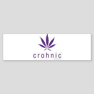 Crohnic - Cure for Crohns - Print Lights Bumper St