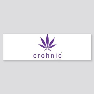 Crohnic - Cure for Crohns - Print Lights Bumper St
