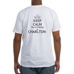 M's Athletic Fit T-Shirt - Keep Calm